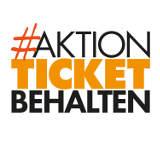 #AktionTicketBehalten!  © franziska muller steffen gabriel