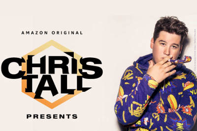 Chris Tall präsentiert