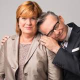 Christine Westermann und Götz Alsmann - © WDR Ben Knabe