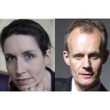 Christine Prayon, Max Uthoff - © Roland Soldi, Michel Neumeister