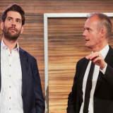 Claus von Wagner und Max Uthoff - © Dirk Eidner ZDF