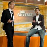 Die Anstalt Max Uthoff Claus von Wagner - © Michel Neumeister ZDF