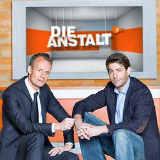 Die Anstalt mit Max Uthoff und Claus von Wagner - © Jürgen Nobel ZDF