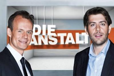 Die Anstalt mit Max Uthoff und Claus von Wagner