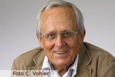 Dieter Hildebrandt © C. Vohler