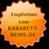 Kabarett-News.de - das Kabarett-Portal mit vielen Infos rund um Kabarett, Comedy und Kleinkunst