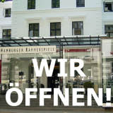 Hamburger Kammerspiele Wir öffnen - © Hamburger Kammerspiele