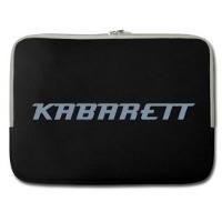 Kabarett Notebook Tasche - jetzt im Kabarett-Fanshop bestellen