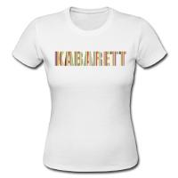 Kabarett T-Shirt für Damen - jetzt im Kabarett-Fanshop bestellen