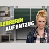 Christine Eixenberger ist Lehrerin auf Entzug - © ZDFneo