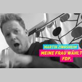 Martin Zingsheim Clip Meine Frau wählt FDP - © Martin Zingsheim