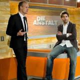 Max Uthoff Claus von Wagner Die_anstalt - © Michel Neumeister ZDF