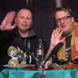 Olli Haas Interview mit Jens Heinrich Claassen - © Olli Haas / UnArt Live-TV