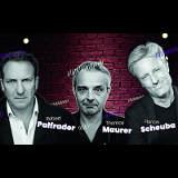 Palfrader, Maurer, Scheuba