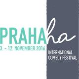 PRAHAha Comedy Festival - © PRAHAhaComedy.com