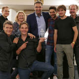 KuSch Herborn und Renitenztheater ausgezeichnet  © joachim gabbert kabarettbundesliga