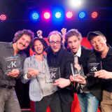 Preisträger des Stuttgarter Besen 2014 - © SWR Tom Oettle
