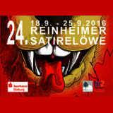 Reinheimer Satirelöwe - © Stadt Reinheim