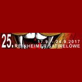 Bis 31.8.16(!) bewerben f�r Reinheimer Satirel�we/l�win 2017  © stadt reinheim