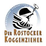 Rostocker Koggenzieher: 9 Männer gegen 3 Frauen  © compagnie de comedie