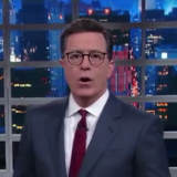 Stephen Colbert - © Stephen Colbert CBS