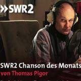 Thomas Pigor Chanson des Monats - © SWR2 Thomas Pigor