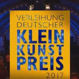 Verleihung Deutscher Kleinkunstpreis 2017 - © 3sat