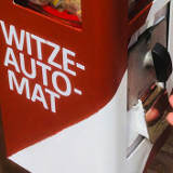 Witzeautomat Nürnberg - © Oliver Tissot